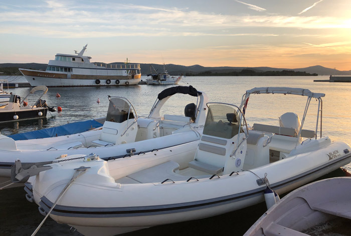 Calypso - Rent a boat in Turanj, Croatia